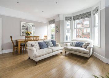 Thumbnail 4 bedroom flat for sale in Leathwaite Road, London