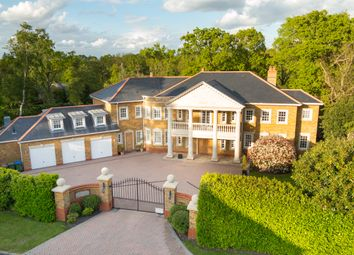 Thumbnail 6 bedroom detached house to rent in Kings Warren, Oxshott
