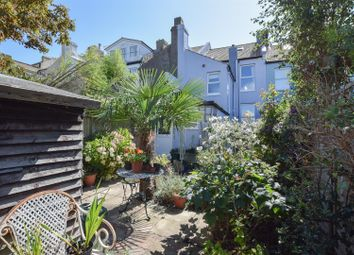 Thumbnail 3 bedroom terraced house for sale in Vicarage Road, Hastings
