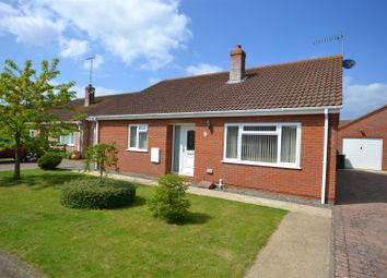 Thumbnail 3 bed detached bungalow for sale in Blossom End, Snettisham, King's Lynn