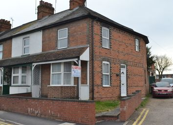 Thumbnail 2 bed end terrace house to rent in Kings Road, Newbury
