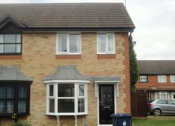 Thumbnail 2 bedroom semi-detached house to rent in Newlands, Whittlesey