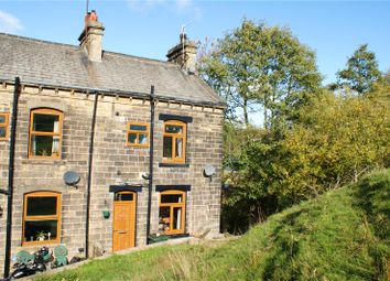 Thumbnail 3 bed end terrace house for sale in Office Row, Haworth, Keighley, West Yorkshire