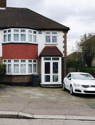 Thumbnail 3 bed semi-detached house for sale in Carlisle Gardens, Ilford, Essex