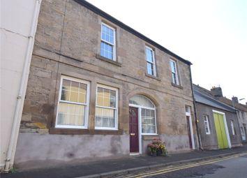 Thumbnail 4 bed terraced house for sale in Duke Street, Coldstream, Scottish Borders