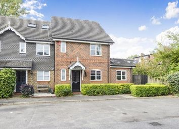 Thumbnail 3 bed end terrace house for sale in Thames Ditton, Surrey
