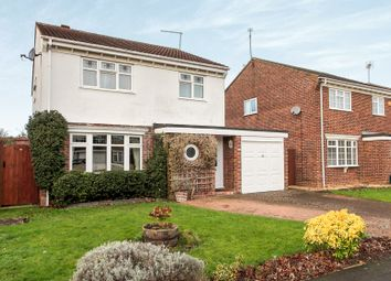 Thumbnail 4 bed detached house for sale in Crowson Way, Deeping St. James, Peterborough