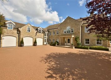 Thumbnail 6 bed detached house for sale in Birchdene, College Farm Lane, Linton, Wetherby, West Yorkshire