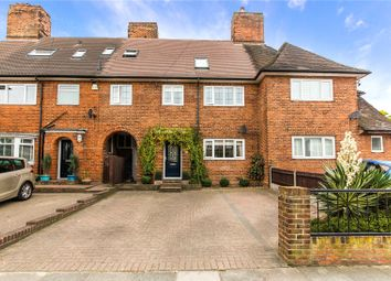 Thumbnail 4 bed terraced house for sale in Archery Road, Eltham, London