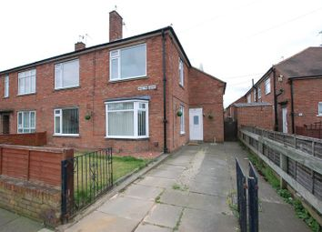 Thumbnail 2 bed flat for sale in Whalton Avenue, Gosforth, Newcastle Upon Tyne