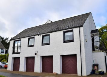 Thumbnail 3 bed flat for sale in Hurlethill Court, Glasgow
