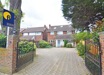 Thumbnail 5 bed detached house to rent in St James Road, Hampton Hill
