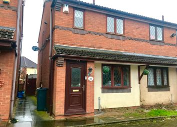 Thumbnail 3 bed semi-detached house to rent in Florian Grove, Darlaston, Wednesbury