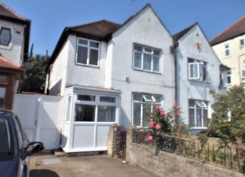 Thumbnail 3 bed semi-detached house to rent in Staines Road, Feltham