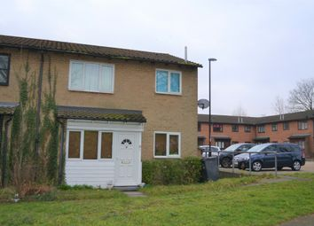 Thumbnail 1 bedroom end terrace house to rent in Fernleigh Close, Croydon, Surrey