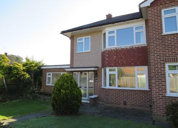 Thumbnail 3 bed property to rent in Rockfield Avenue, Ware