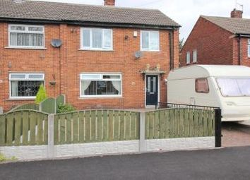 Thumbnail 3 bed semi-detached house to rent in Mackinnon Avenue, Normanton