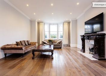 Thumbnail 4 bedroom flat to rent in Elgin Avenue, Maida Vale, London