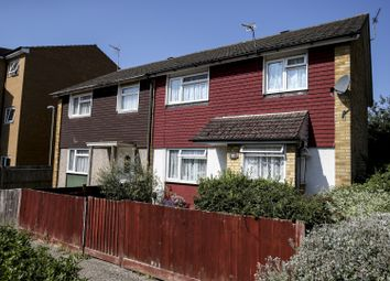 Thumbnail 3 bed semi-detached house for sale in Eastry Close, Ashford