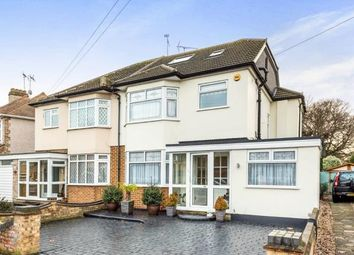 Thumbnail 5 bedroom semi-detached house for sale in Rise Park, Romford, Essex
