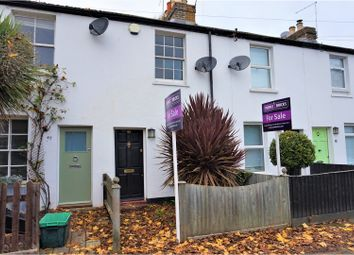 Thumbnail 2 bed terraced house for sale in Plaistow Grove, Bromley