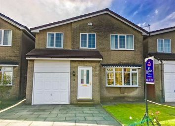 Thumbnail 4 bed detached house for sale in Elm Close, Mottram, Hyde
