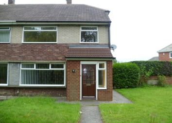 Thumbnail 3 bed semi-detached house to rent in The Willows, Hebburn