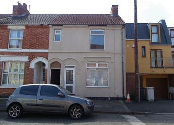 Thumbnail 3 bed terraced house to rent in Cornwall Road, Kettering