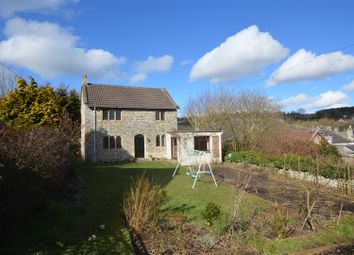 Thumbnail 4 bed detached house for sale in Wells Road, Radstock
