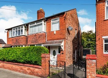 3 bed semi-detached house for sale in Rushton Road, Edgeley, Stockport, Cheshire SK3