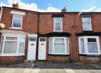 Thumbnail 3 bed terraced house for sale in Dundee Street, Darlington