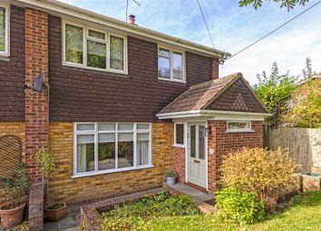 Thumbnail 3 bed semi-detached house for sale in Victoria Gardens, Biggin Hill, Westerham