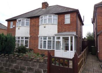 Thumbnail 3 bedroom semi-detached house for sale in Radford Drive, Leicester