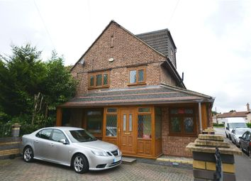 Thumbnail 4 bed end terrace house for sale in Central Avenue, Hayes