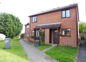 Thumbnail 2 bed semi-detached house to rent in Surrey Close, Framlingham, Woodbridge