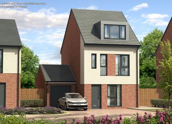 Thumbnail 3 bed detached house for sale in St Paul's Place, Doddington Drive, Cramlington