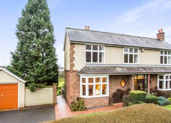 Thumbnail 3 bed detached house for sale in Forest Road, Narborough, Leicester