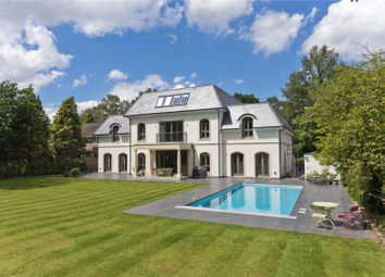 Thumbnail 6 bed detached house for sale in Albury Road, Burwood Park, Walton-On-Thames, Surrey