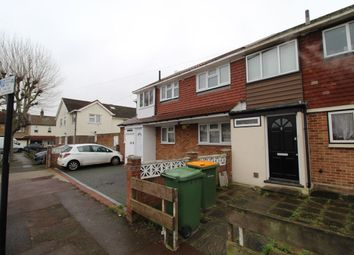 Thumbnail 6 bedroom semi-detached house to rent in Cabot Way, London