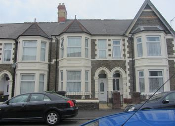 Thumbnail 4 bedroom terraced house for sale in Malefant Street, Roath, Cardiff