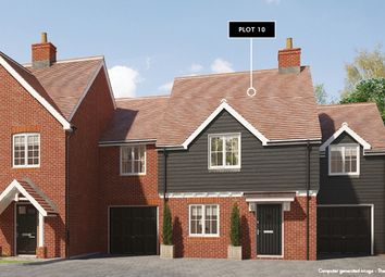 """Thumbnail 3 bed semi-detached house for sale in """"The Cam"""" at Green Road, Rickling Green, Saffron Walden"""