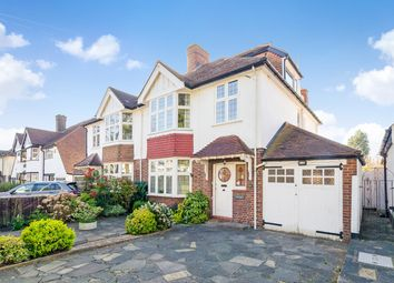 Thumbnail 4 bed semi-detached house for sale in Murray Avenue, Bromley