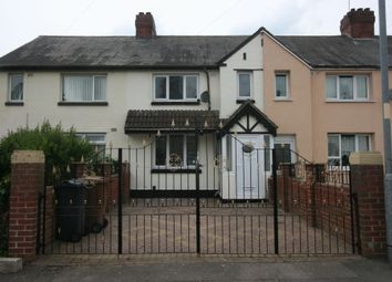 3 bed terraced house for sale in George Street, Willenhall WV13