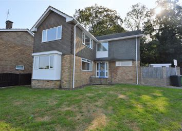 Thumbnail 4 bed detached house to rent in Murray Road, Horndean, Waterlooville
