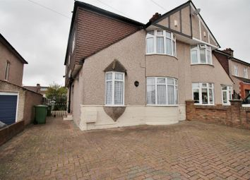 Thumbnail 5 bedroom semi-detached house to rent in Brampton Road, Bexleyheath
