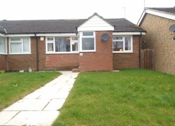 Thumbnail 2 bed semi-detached bungalow for sale in Pentridge Close, Cramlington