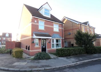 Thumbnail 4 bed detached house for sale in Spitfire Way, Auckley, Doncaster