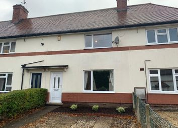 2 bed terraced house to rent in Longford Crescent, Bulwell, Nottingham NG6