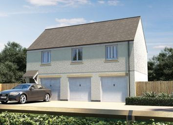 "Thumbnail 2 bedroom link-detached house for sale in ""The Scotney"" at Barracks Road, Modbury, Ivybridge"