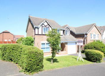 Thumbnail 4 bedroom detached house for sale in Regency Gardens, Blackpool